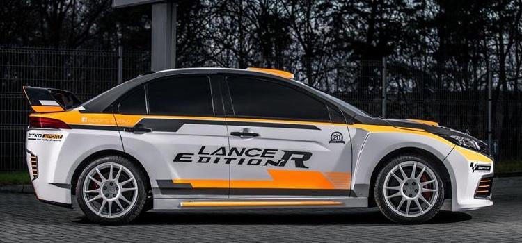 Mitsubishi Lancer Edition R 2019