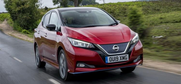 Nissan Leaf E+รถไฟฟ้า