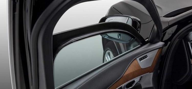 ระจกกันกระสุน Volvo XC90