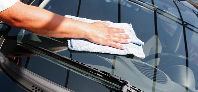 ทำความสะอาดรถ