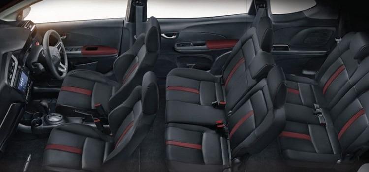 เบาะโดยสารAll-NEW Honda BR-V