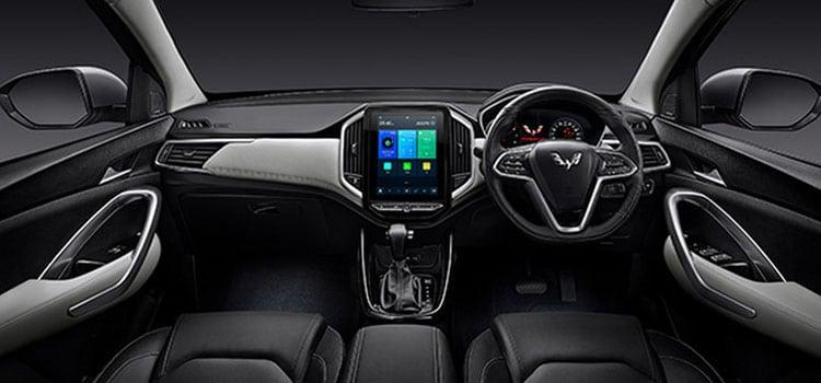 ภายใน Chevrolet Captiva 2019-2020