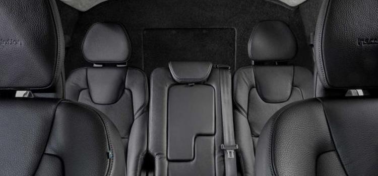 ภายใน Volvo XC90