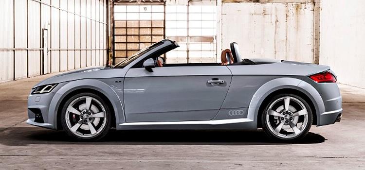 Audi TT รุ่นฉลอง 20 ปี