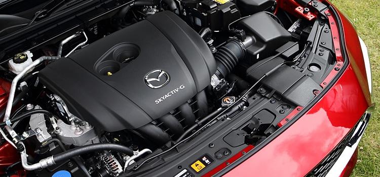 เครื่องยนต์All NEW Mazda 3