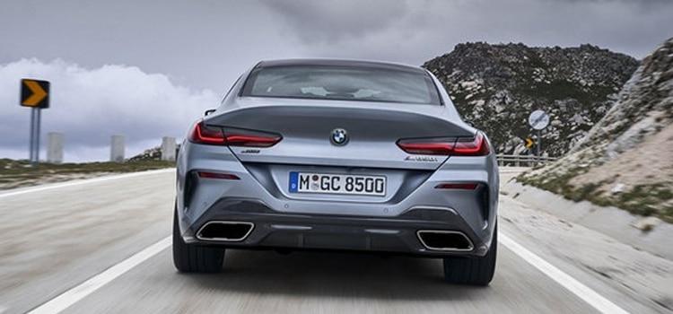 มุม้าย BMW 8-Series Gran Coupe 2020