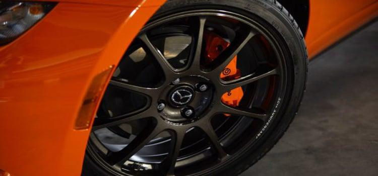 ล้อ Mazda MX-5 30th Anniversaey Edition