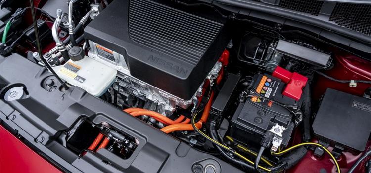 แบต Nissan Leaf E+