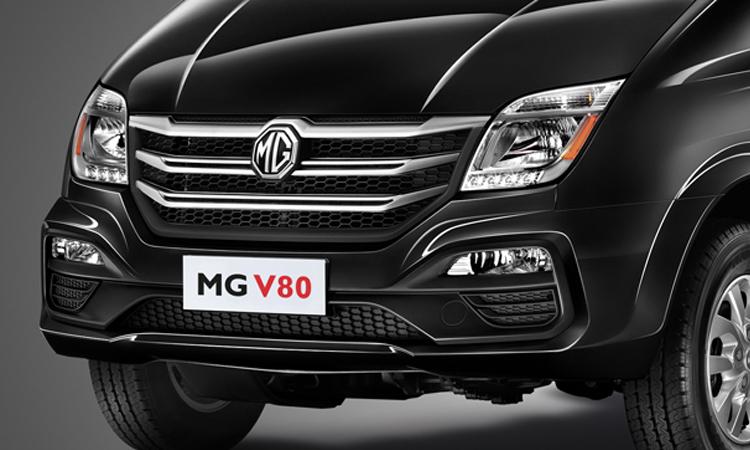 กระจังหน้า MG V80