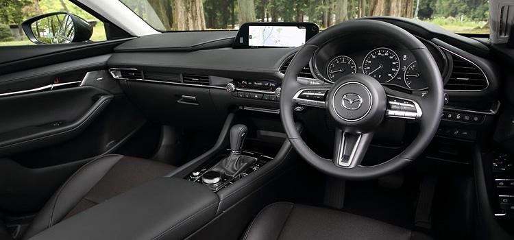 ภายในห้องโดยสารAll NEW Mazda 3