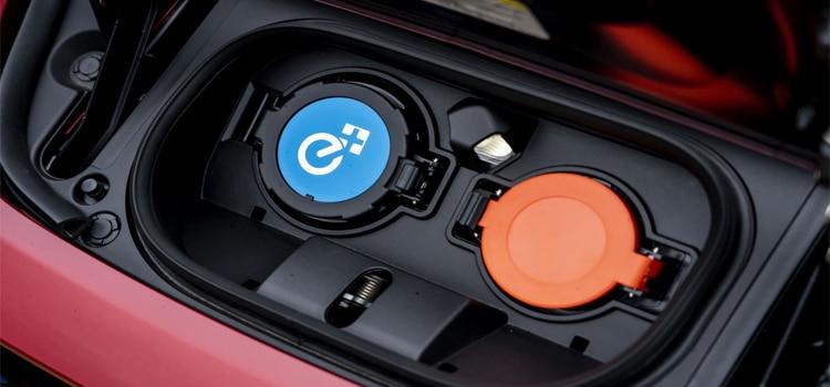 อุปกรณ์ชาตไฟ Nissan Leaf E+