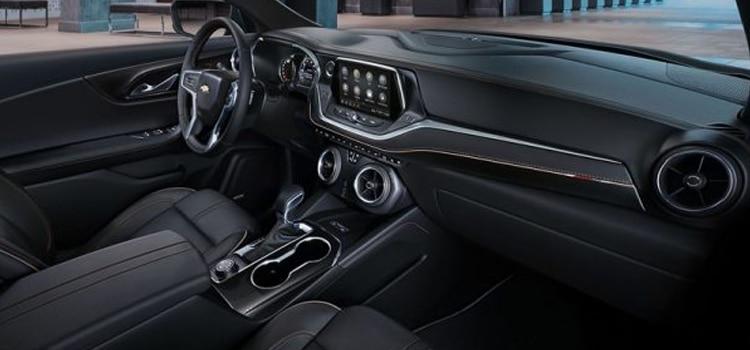 ภายใน NEW Chevrolet Blazer 2019