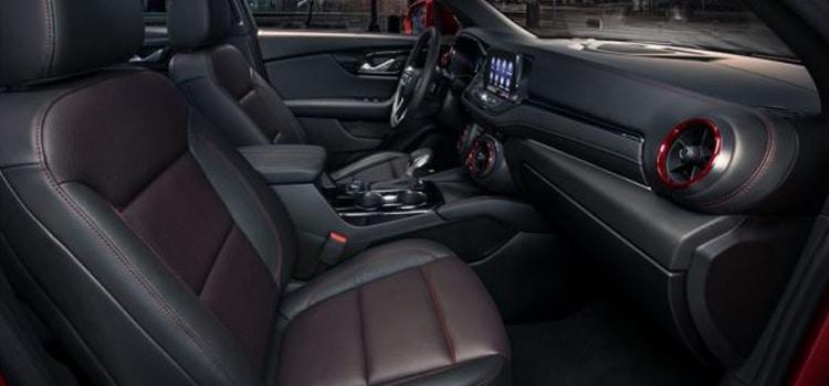 ห้องโดยสาร NEW Chevrolet Blazer 2019