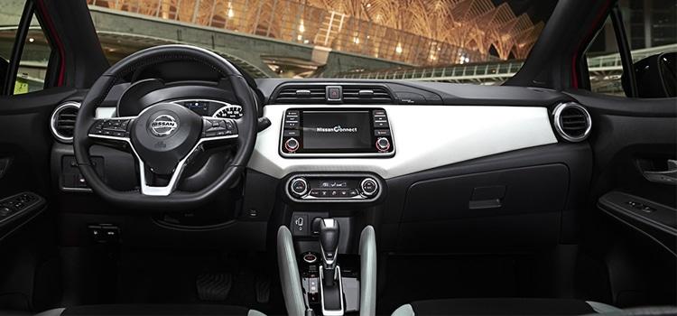 ภายใน ALL New Nissan Micra 2019