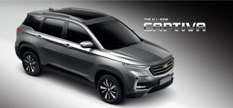 Chevrolet Captiva 2019-2020