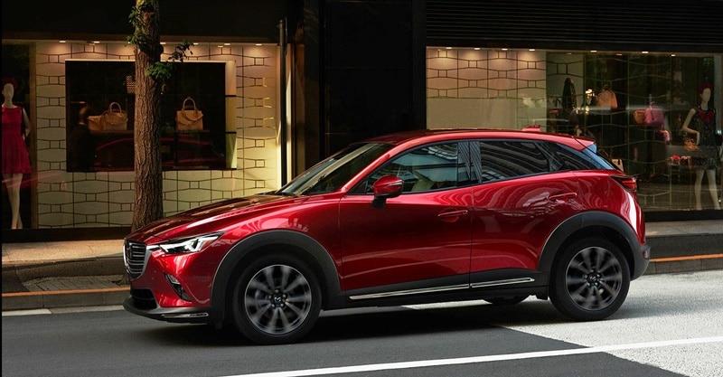 All-New Mazda CX3