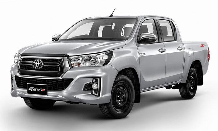 Toyota แนะนำกระบะปิคอัพแต่งใหม่ Hilux Revo Z Edition เริ่มต้นราคา 599,000 บาท 1