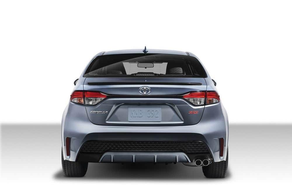 2020 New Toyota Sedan