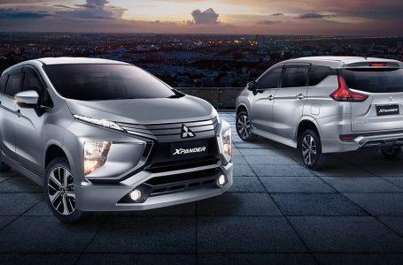 Mitsubishi Xpander รถครอบครัวราคาประหยัด ไม่ถึง 1 ล้านบาท