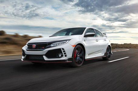 เคาะราคามาเป็นที่เรียบร้อยแล้ว กับ Honda Civic Type R ตัวใหม่ 316 แรงม้า