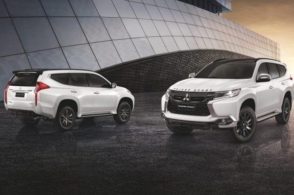 Mitsubishi Pajero Sport รุ่นพิเศษ Elite Edition 2019 ความแตกต่างที่คุณต้องลอง