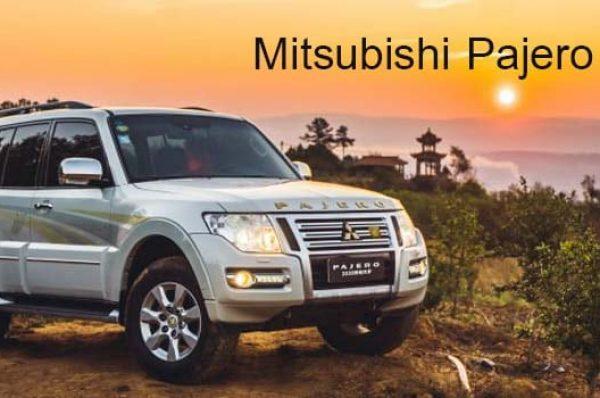 Mitsubishi Pajero 2020 เวอร์ชั่นที่ประเทศจีน ปลุกความเป็นออฟโรตอีกครั้ง