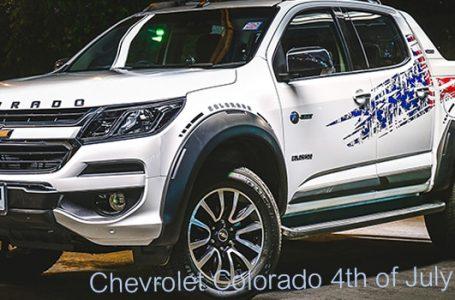 เชฟโรเลตเปิดตัวกระบะพันธุ์แกร่ง Chevrolet Colorado 4th of July Edition