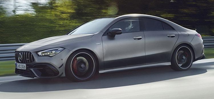 Mercedes-AMG A 45 และ CLA 45