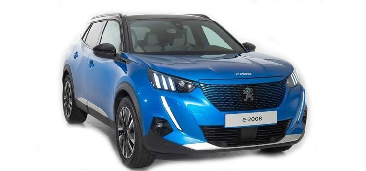 All-new Peugeot e-2008