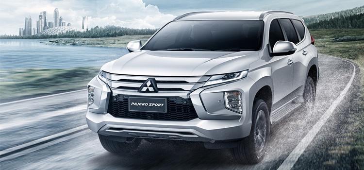 Mitsubishi เปิดตัว New Mitsubishi Pajero Sport รถอเนกประสงค์สุดหรู ในเมืองไทย