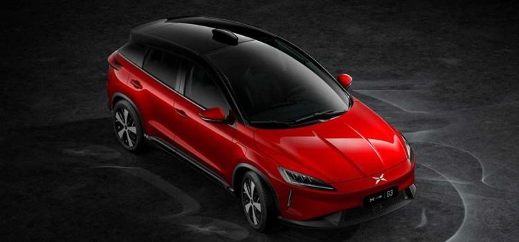 Xpeng G3 520 และ G3 400 EV 2020