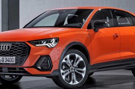 Audi เผยโฉม Audi Q3 Sportback SUV แนวสปอร์ตหรู จำหน่ายที่เยอรมัน ราคา 1.38 ล้านบาท