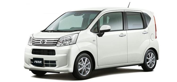 "Daihatsu Move X ""II SA III"""