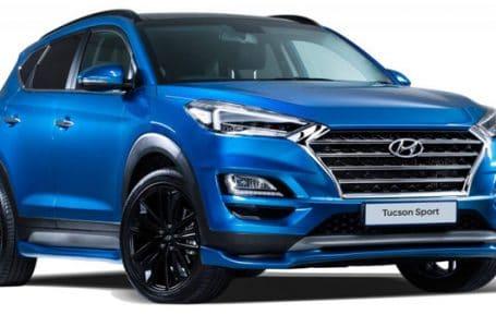 Hyundai ส่ง Tucson Sport SUV ตีตลาดแอฟริกาใต้ ด้วยราคา 1.3 ล้านบาท