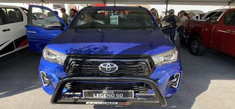 ใหม่ Toyota Hilux Legend 50 กระบะสายพันธุ์แกร่ง