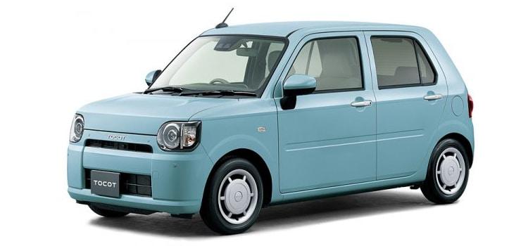 """รุ่น Daihatsu Mira Tocot """"G"""" Limited SA III"""