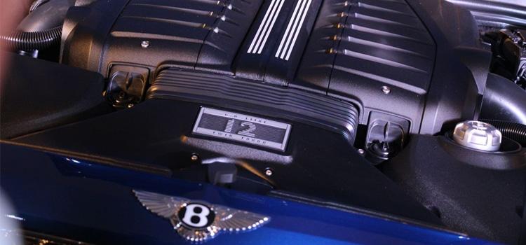 เครื่องยนต์ BENTLEY BENTAYGA V8