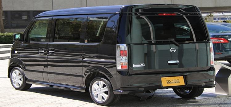 Nissan NV100 Clipper และรุ่น Clipper Rio