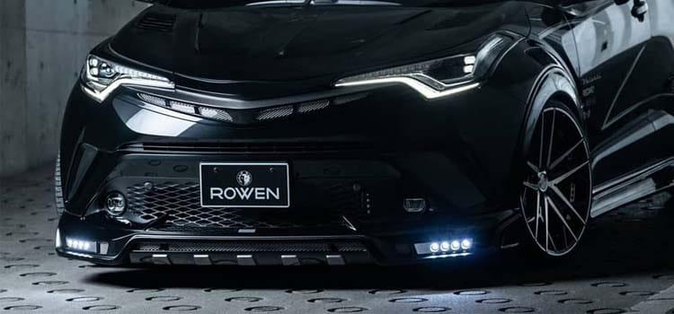 Toyota C-HR RR