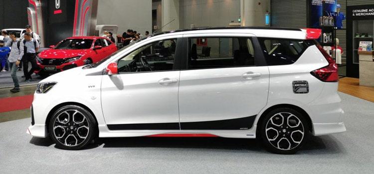 New Suzuki Ertiga Sport ที่งาน Bangkok Auto Salon 2019