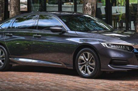 New Honda Accord HYBRID เปิดตัว 2 เดือน มียอดจองถึง 4,000 คัน