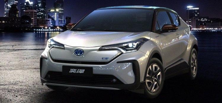 Toyota ประเทศจีน ได้ร่วมมือกับ BYD ผลิตและจำหน่ายรถยนต์ไฟฟ้า