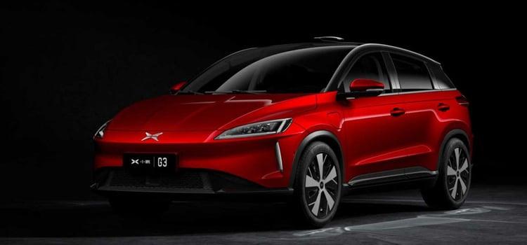 Xpeng G3 EV 2020 รถไฟฟ้าที่สามารถวิ่งได้ไกลกว่าเดิม