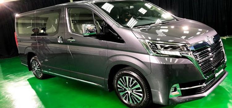 All New Toyota Majesty