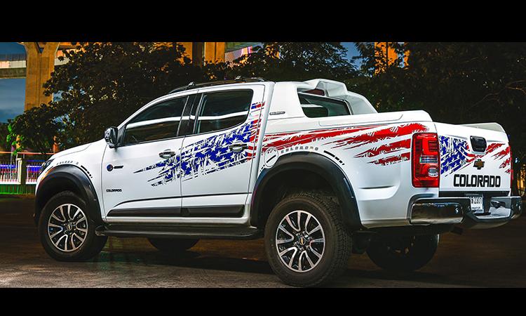 Chevrolet Colorado 4th of July Edition