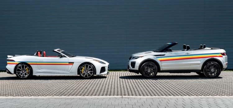 Jaguar Land Rover 2020