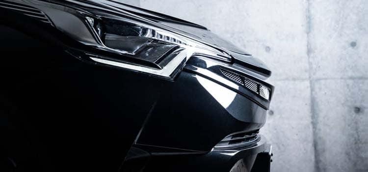 ไฟหน้าที่โฉบเฉี่ยว Toyota C-HR RR
