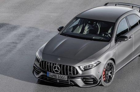 เปิดตัว Mercedes Benz-AMG A45 และ CLA 45 ที่งาน Goodwood Festival of Speed ในประเทศอังกฤษ