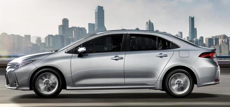 All New Toyota Corolla Altis 2019
