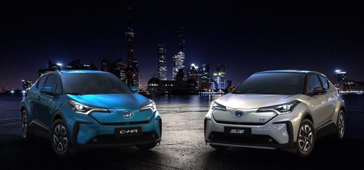 จีนผลิตรถยนต์ไฟฟ้า